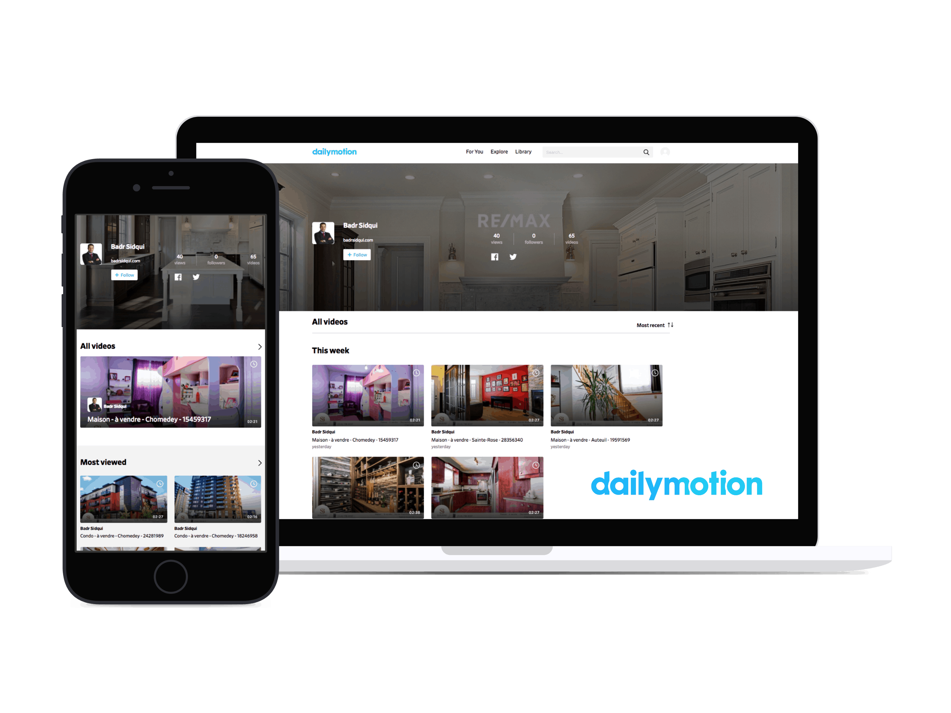 dailymotion-video